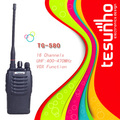 TEGOOD TG-580 business handheld professional construction radio with High Sensitivity receiver