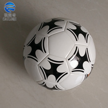 2018 factory supplies custom print pakistan pu leather butyl bladder sport street soccer ball