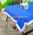 pvc garden table cover