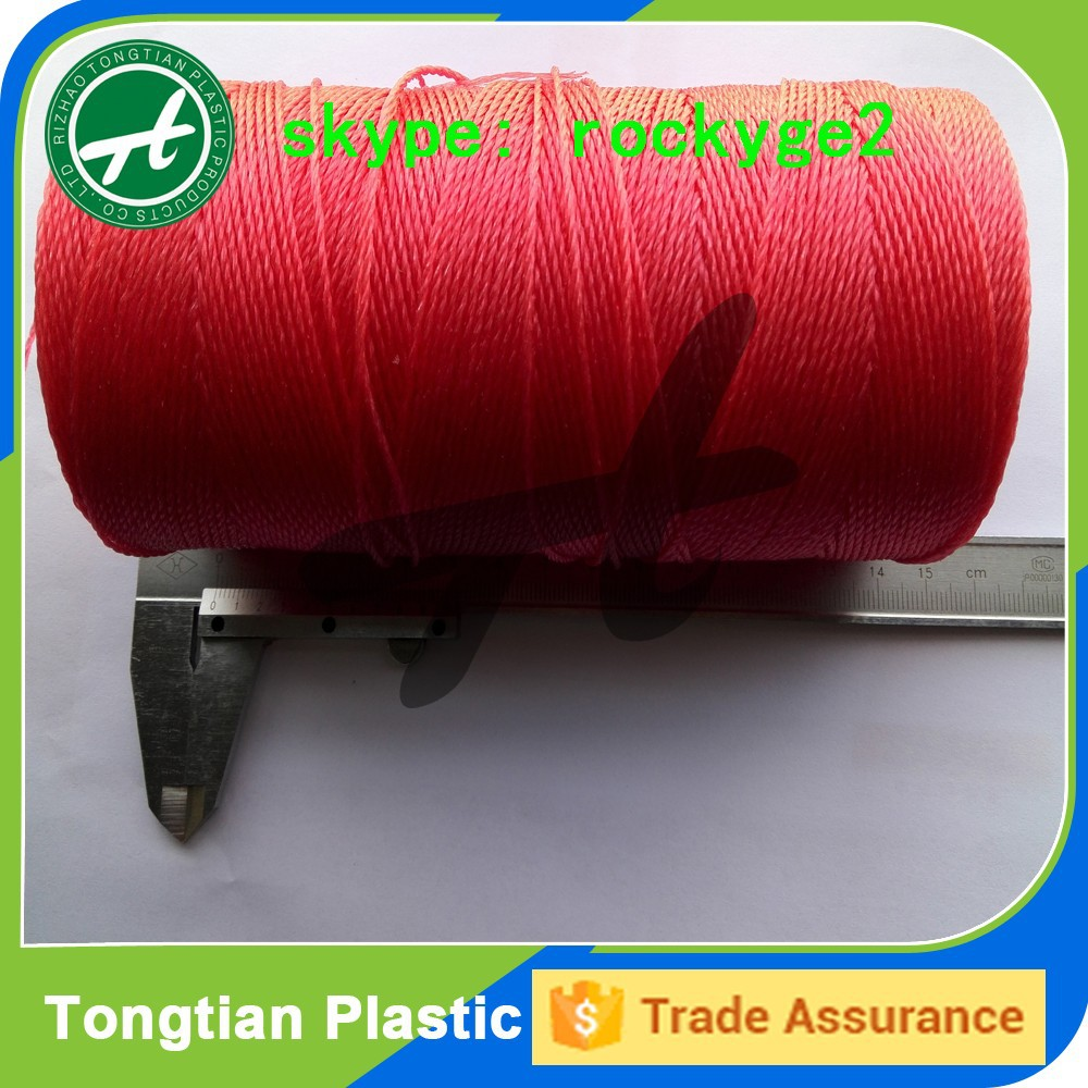 High quality hay baling twine