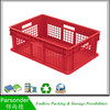 Eco-Friendly Recyclable Plastic folding vegetable crates