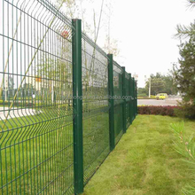 plastic lawn edging fence, green color (Anping factory)