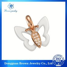 china wholesale sterling silver pendant bezel