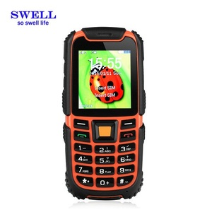 RoHS CE 0700 GPS SOS rugged android 2 inch digital tv phone