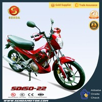 Classical Cheap China Supplier Cub 125CC 150CC Motorcycle SD150-22