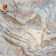 Roma impression beautiful rome marble slab with many veins for tiles,flooring,countertop