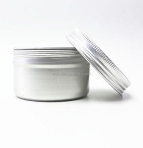 Wholesale metal tin can with screw cap AL-97B