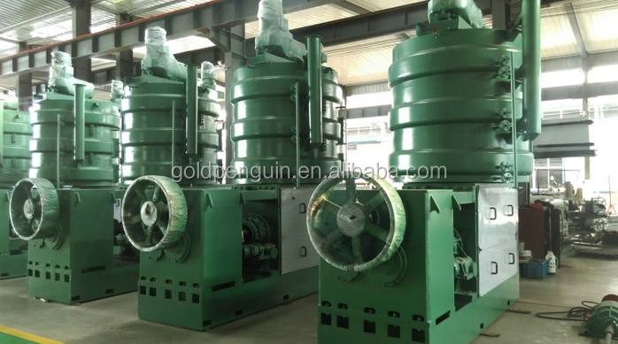 QIE 20-200TPD soybean oil press equipment with CE