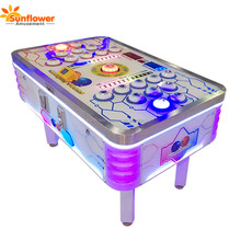 Popular Coin Operated Electronic Kids Music Game Machine Two Player Hitting Lottery Game Machine