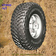 China New Radial LTR tire SUV & 4x4 tyre, 31x10.5R15 MUD TERRAIN