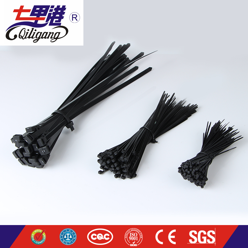 qiligang cable tie tag Plastic Cable Tie