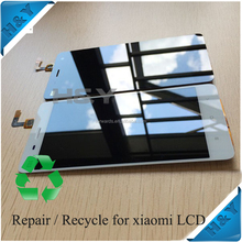 Repair cell phone LCD for samsung galaxy s7 edge LCD display with digitizer spare parts replacement, fix LCD for cell phone