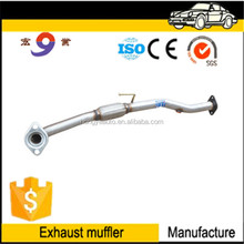 2017 china factory price manufacture car motorcycle exhaust muffler exhaust pipe muffler