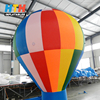Color inflatable sky advertising balloon for commercial