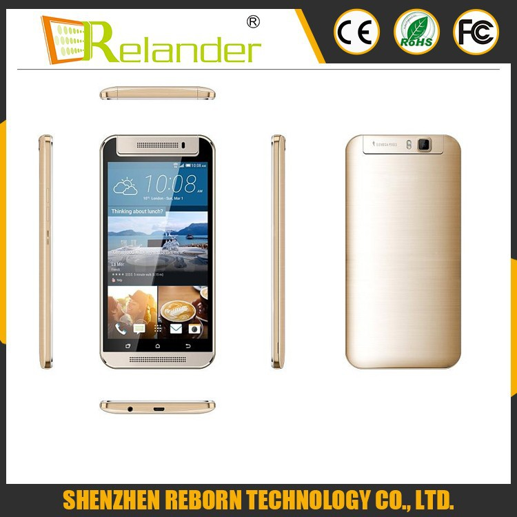 5.5 inch QHD screen MTK6572 1.2G Dual Core Android 4.4 Smartphone JIAKE M7 Cellphone with 4G ROM+512RAM Dual camera