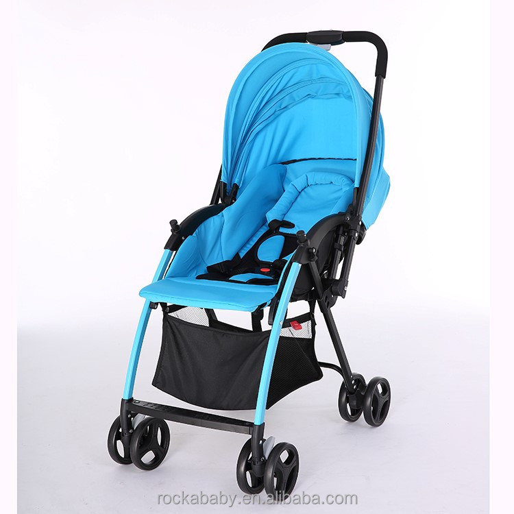 2016 made in china light baby stroller/baby buggy/baby pram
