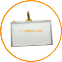 Touch Screen Digitizer Replacement for Garmin Nuvi 1300 1310 1310T 1300T from Dailyetech