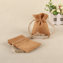 Drawstring Jute Tool bag, Tool Packaging Bag