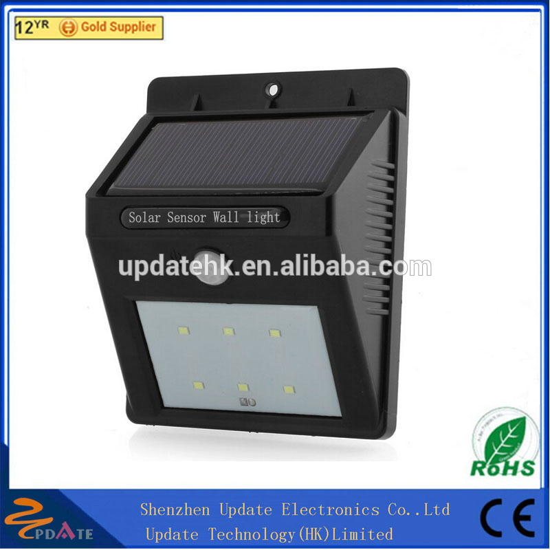 110 volt garden led flood light New design Outdoor Motion Sensor Light LED Solar Garden Lamp with great price