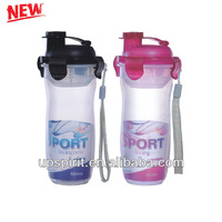 Practical and Fashion 680ML Eco-friendly BPA FREE PP Plastic Two Colors Hot or Cold Water PP Bottle for Sports