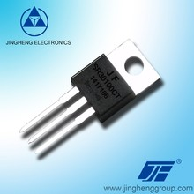super fast rectifier diode 40A 400V MUR4040PT with TO-220AB package