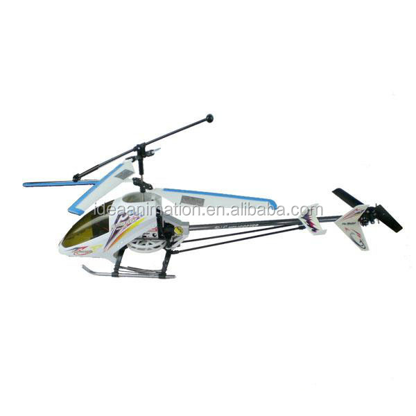 Wholesale custom kids airplane toy diecast flying airplane popular helicopter model