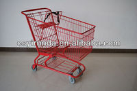 America electric shopping carts