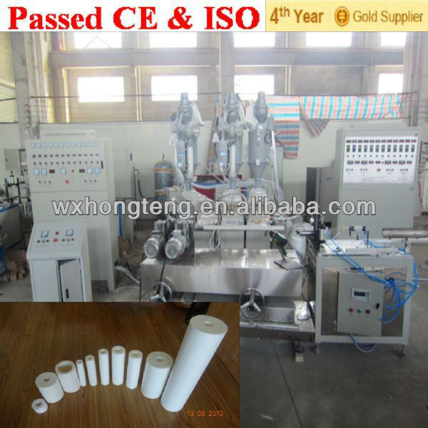 Peofessional Manufacturer Supply Hot Sale PP Spun Cartridge Filter Making Machine for Water Treatment