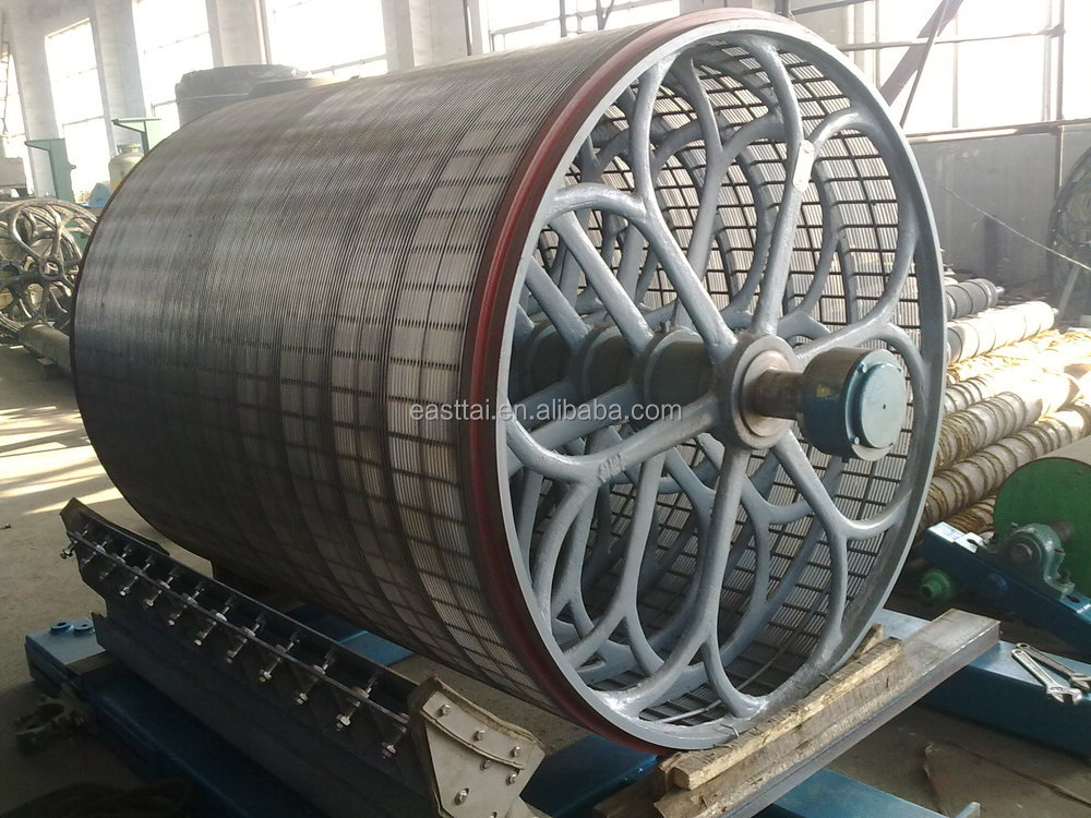 High quality Cylinder mould for paper machine
