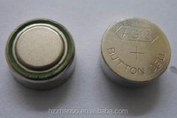 Mercury-Free Environmental 357 AG13 1.5V Alkaline button cell for counter