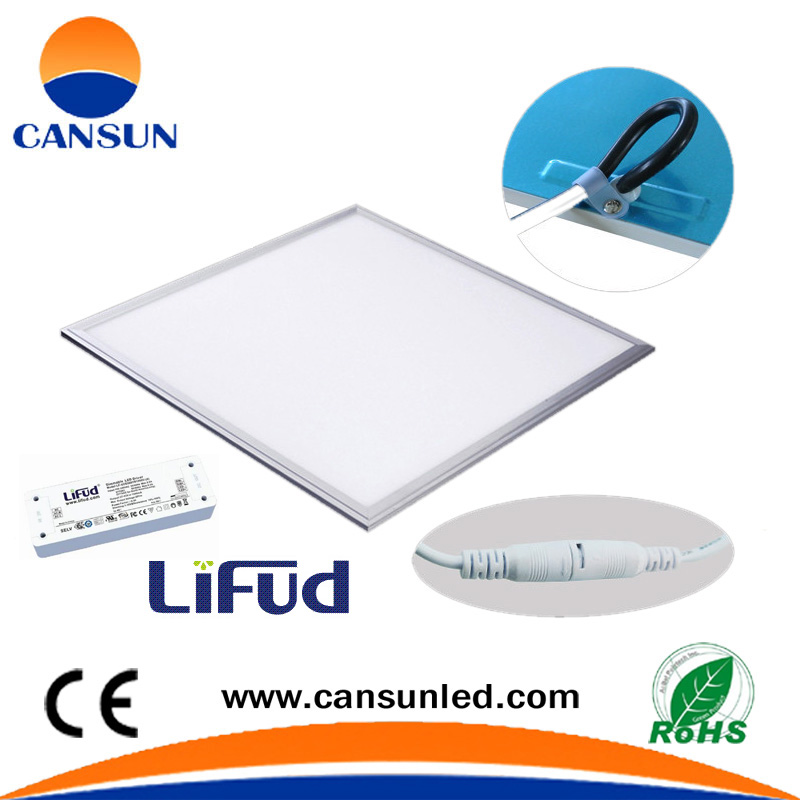 CRI85 with high lumens Dali dimmer 600x600 led panel light 48W FCC, CE, RoHS
