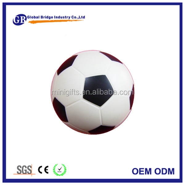custom pu soccer ball, pu ball plush stuffed soccer ball, promotional soccer ball