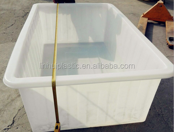 Roto large plastic fish tank aquaculture tanks