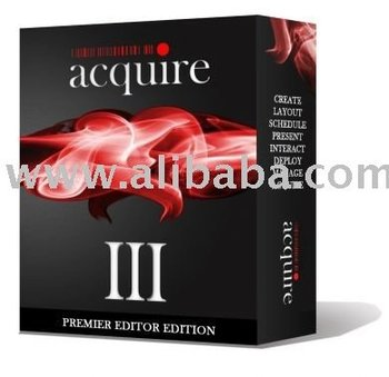 Acquire Premiere Editor Suite software