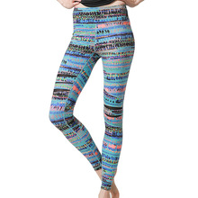 Hot sell custom sports jogging yoga pants sexy women girl made in peru