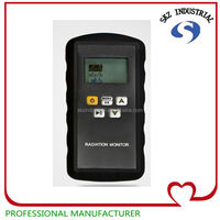 portable digital radiation detector dosimeter geiger counter