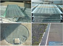 galvanized steel drain grating,galvanized drain floor grating,trench floor cover