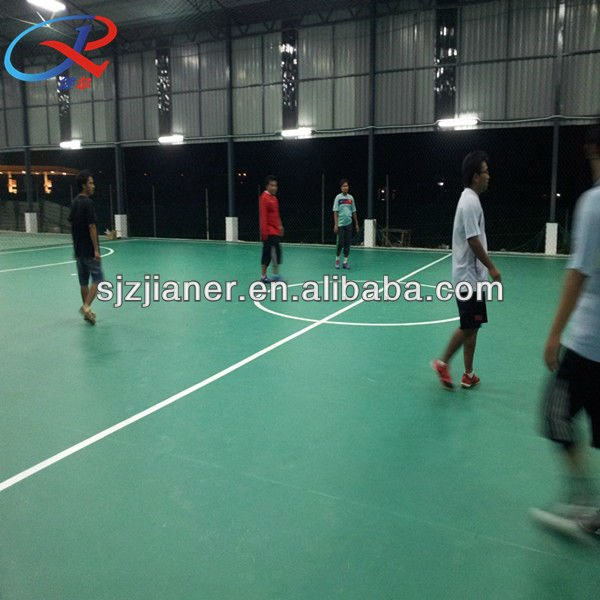 Futsal/Soccer Court PVC Floor In Rolls Covering