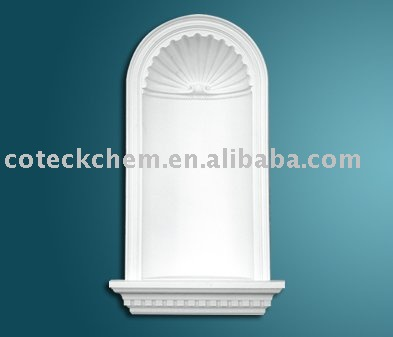 Water proof/PU Wall Niches/building material/substitution of gypsum plaster /construction