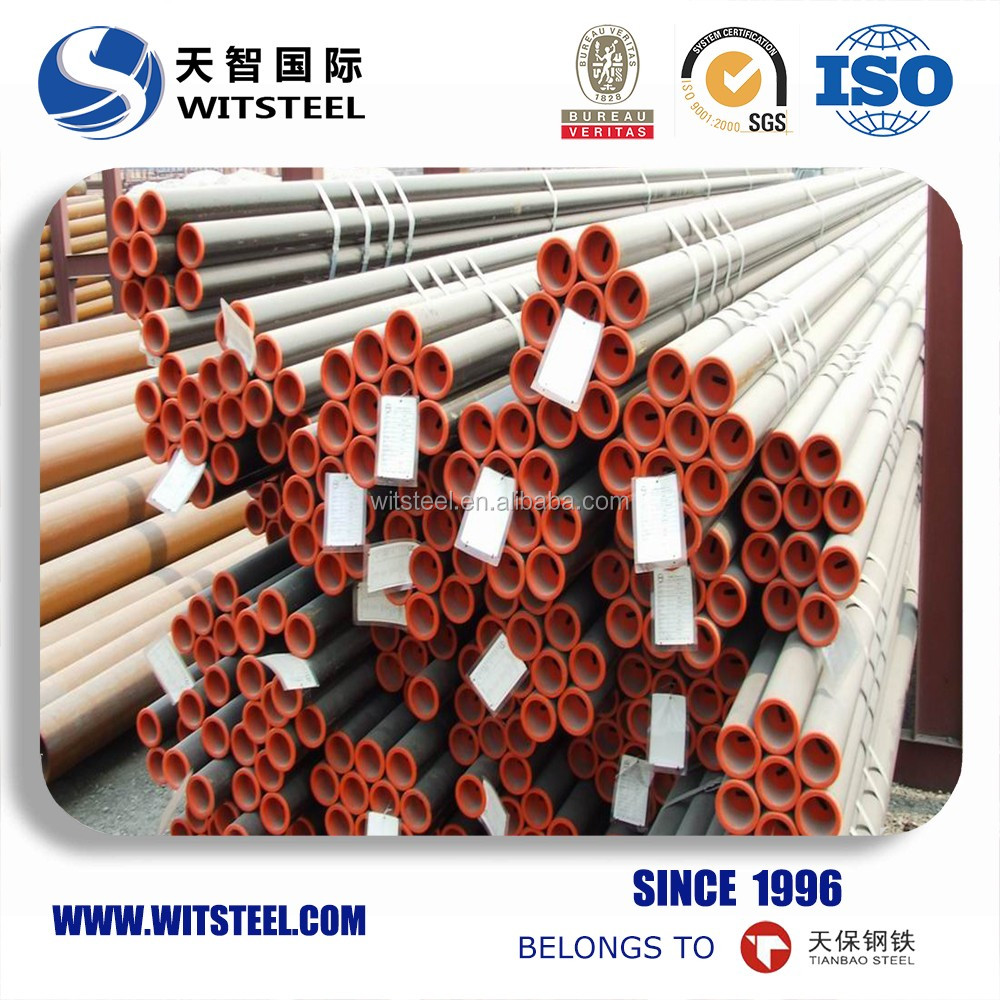 Low Price crude oil pipe and tube seamless steel pipe with great price