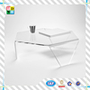 customized clear acrylic sides table/ new idea acrylic coffee table/elegant made acrylic tiny table made in China low price