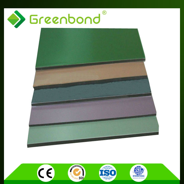 Greenbond high-precision pvdf coating concrete exterior wall panel