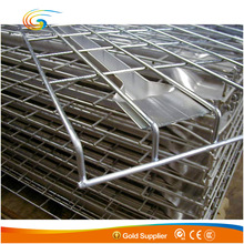 Steel Galvanized Welded Wire Mesh Fence Panel