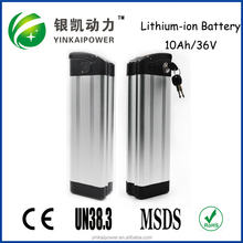 48V 5AH Lifepo4 battery packs for car, bicycle, UPS,Ev,vehicle