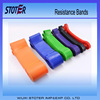 High quality 5 Sets Stretching Exercise Loop Resistance Bands