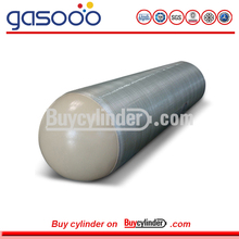 CNG Wrapped Fiber Glass Composite CNG Gas Cylinder Type II