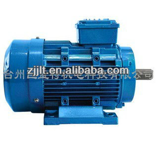 3 phase motor 400V ac motor MS series aluminum casing three phase 7.5KW 10HP squirrel cage induction motor