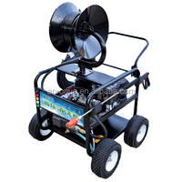 Gasoline High Pressure Washer / 15HP Lifan Engine / AR pump