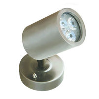 147mm gimbal type outdoor wall led light 2013