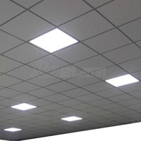 Wide range of commercial applications 60x60 cm LED panel lighting